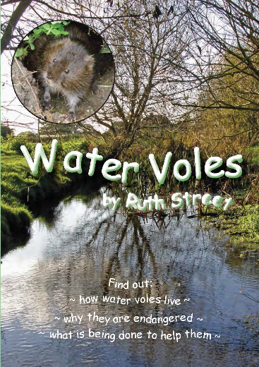 Book on Water Voles